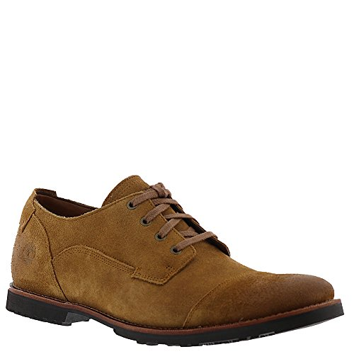 - Timberland Men's Kendrick Oxford Light Brown Suede 10.5 D US