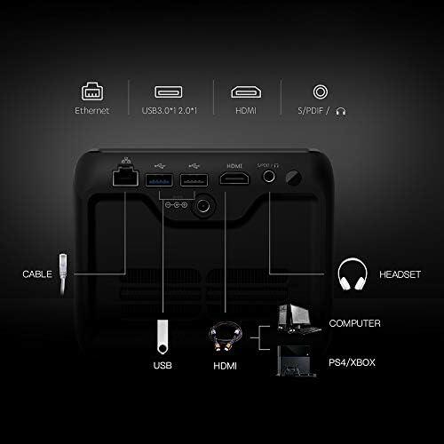 Amazon.com: JMGO Home Cinema Proyector: Electronics
