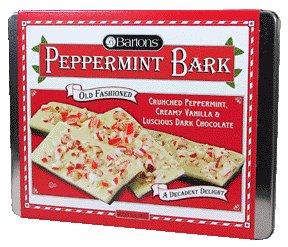 Barton's Peppermint Bark Tin