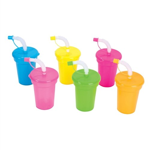 Rhode Island Novelty Neon Sipper product image
