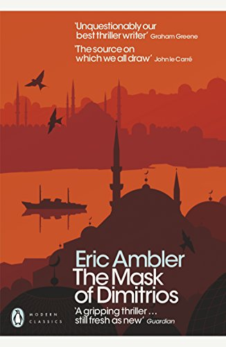 Free the dimitrios mask of download ebook