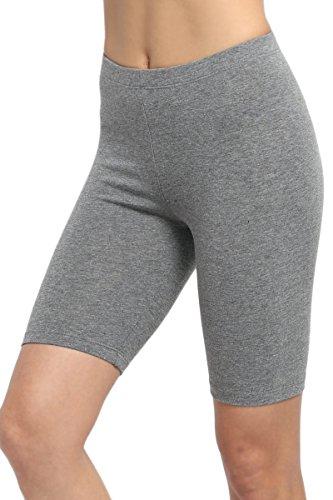 TheMogan Womens Cotton Active Leggings