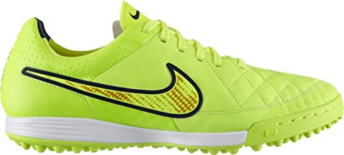 Nike Tiempo Legacy Tf Mens Soccer Shoes 631517-770 Volt/Hyper Punch/Black/Volt hKdalr