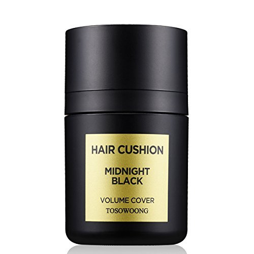 [TOSOWOONG] MAGIC Hair Cushion (BLACK) by TOSOWOONG