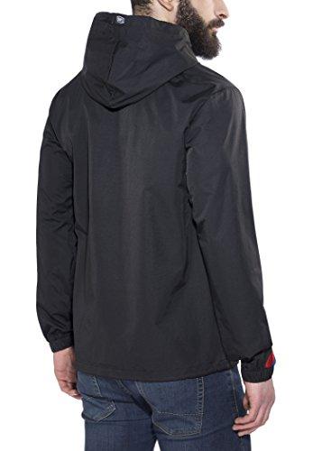 100 Sweat Sweat Femme Deluge Modèle 2016 Noir shirt M 6rH6wxPq7