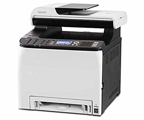 Amazon.com: Ricoh SP C252SF Laser Multifunction Printer ...