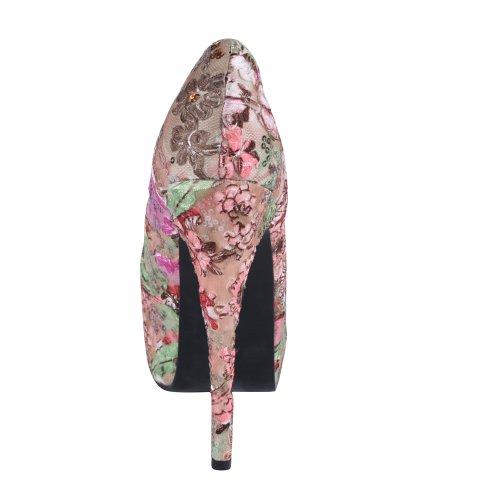 06 burlesque Teeze sizes Bordello high sexy 3 6 5 9 heels nAaqRx