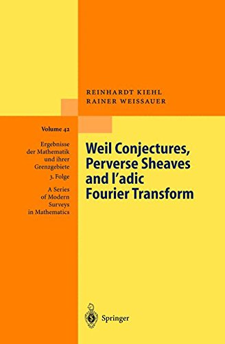 Weil Conjectures, Perverse Sheaves and l