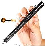 Atomic Bear - Multi-Tool, Tactical Pen, LED Flashlight, Self-Defense Weapons, Glass Breaker, Survival Pens, Best for Tactical Gear, EDC, Survival Gear, Police and Military Tool, Ballpoint Pen