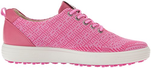 Ecco Damen Womens Golf Casual Hybrid Golfschuhe, Pink (50075PINK-Beetroot/Fandango), 41 EU
