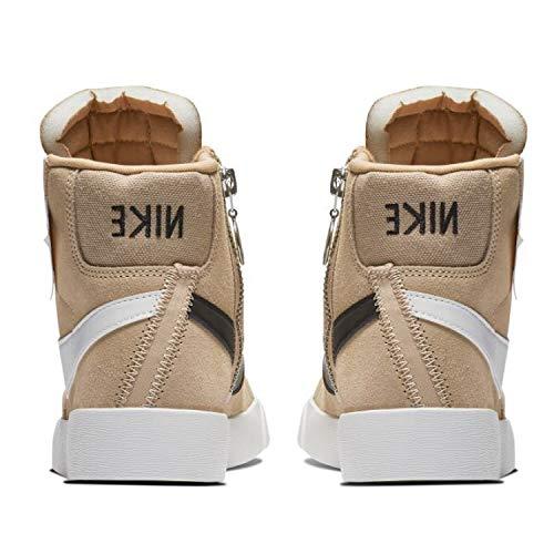 Mujer black Rebel White Mid 200 Zapatillas Blazer W summit Deporte praline Nike bio De Multicolor Para Beige 68gqHO