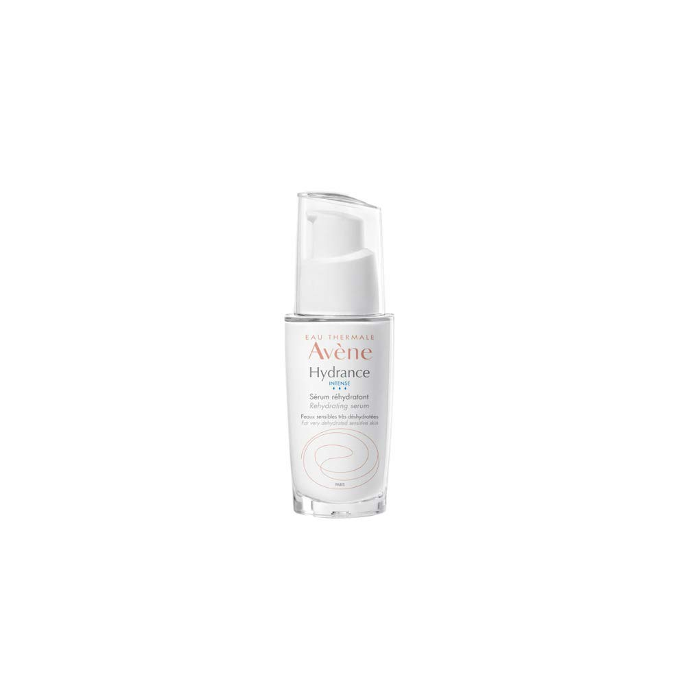 Eau Thermale Avene Hydrance Intense Rehydrating Serum, Moisturizing, Oil-Free, Non-Comedogenic, 1 oz.