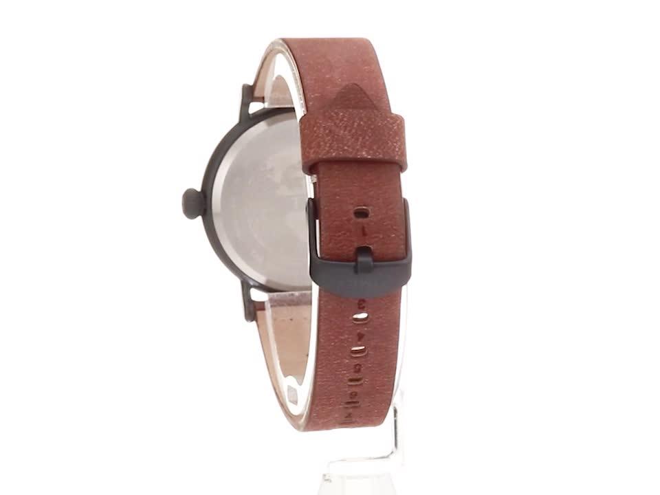 Timex 40 mm Standard Leather Strap