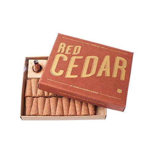 Izola Burning Natural Incense - Red Cedar
