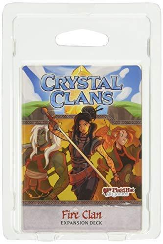PlaidHat PH1705 Crystal Clans: Fire Clan, Various [並行輸入品] B07SFCK5PX