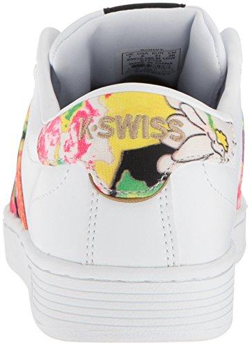 K-suisse Des Femmes Hoke Cmf Sneaker Blanc / Floral