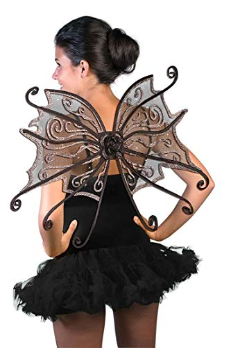 Forum Novelties 80451 Widow Wings Adult Costume Accessory,