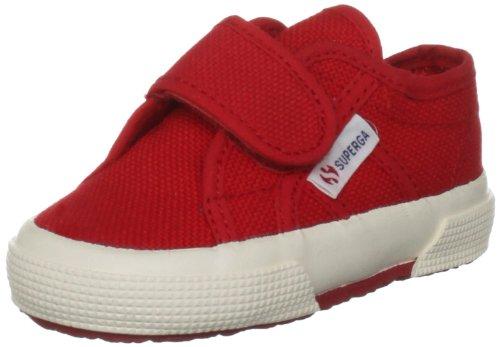 Superga 2750 BVEL Scarpe Unisex Bambino rosso Red22/23 EU 6 UK