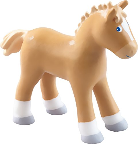 Toys Haba Soft (HABA Little Friends Foal Lissi - 3.75
