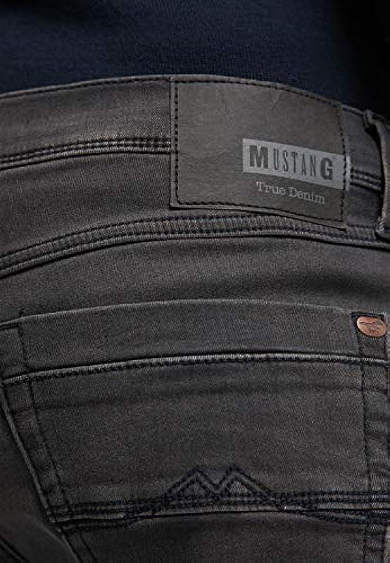 MUSTANG męskie dżinsy Slim Fit Washington: Odzież