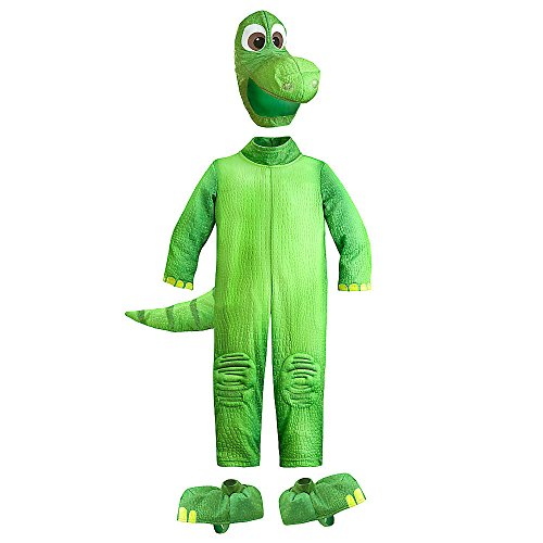 Disney Store Deluxe Arlo The Good Dinosaur Costume Kids Size S Small 5 - 6 5T