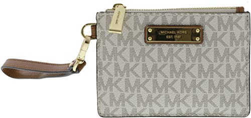 MICHAEL Michael Kors Mercer Small Coin Purse Vanilla One Size