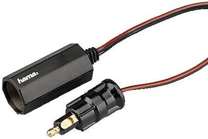 Hama In Vehicle Standard Socket Din Iso 4165 To Lighter Socket Adapter Baumarkt