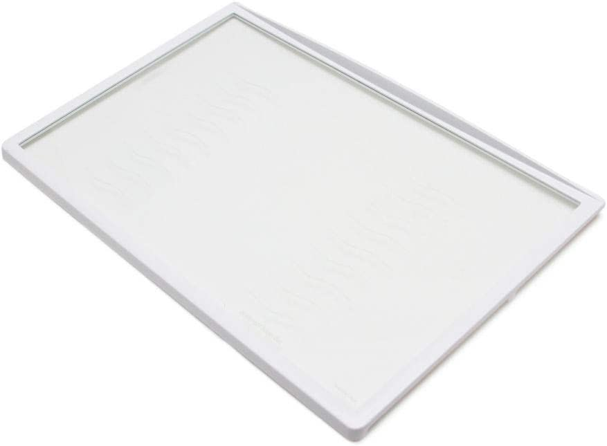 240358907 Refrigerator Spill-Safe Shelf Genuine Original Equipment Manufacturer (OEM) Part 41FKKkJkviLSL1000_
