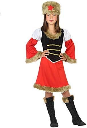 DISBACANAL Disfraz de Rusa para niña - -, 10-12 años: Amazon.es ...
