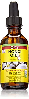 ORS Monoi Anti-Breakage Oil Fusion, 2 Ounce