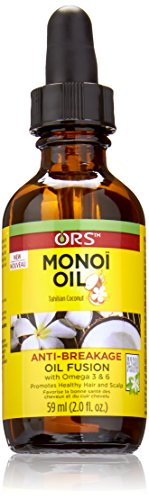 ORS Monoi Anti-Breakage Oil Fusion, 2 Ounce Anti Breakage