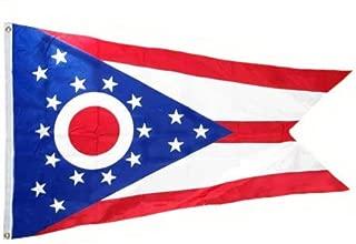 product image for Ohio Flag 12X18 Inch Nylon
