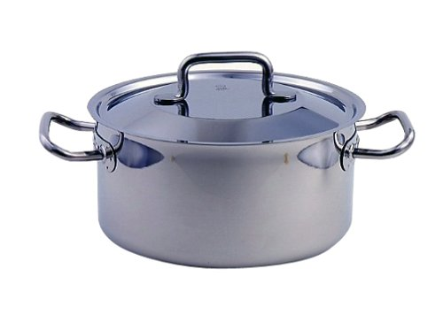 Sitram Cybernox 5.4 Quart Braisier with Cover