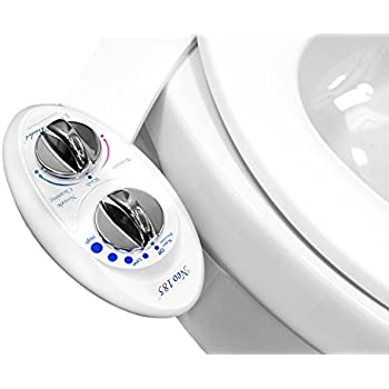 Luxe Bidet Neo 120 - Self Cleaning Nozzle - Fresh Water