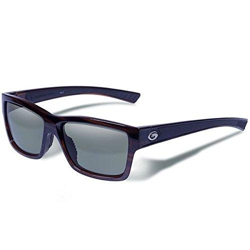 Gargoyles Performance Eyewear Homeland Polarized Glasses, Tortoise Frame Frame/Green Lenses