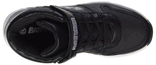Batman Bat Myron - Zapatillas de baloncesto Niños Schwarz (Black/Grey)