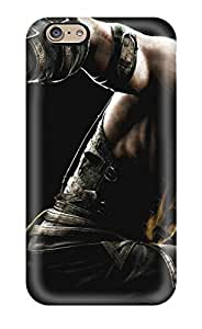 7794471K34278145 New Arrival Cover Case With Nice Design For Iphone 6- Mortal Kombat X Scorpion