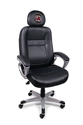 Gamecock Leather (NCAA College South Carolina Gamecocks Leather Office Chair)