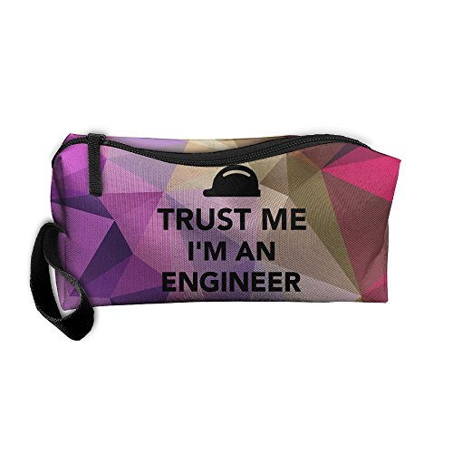Portable Travel Storage Bags Trust Me Clutch Wallets Pouch Coin Purse Zipper Holder Pencil Bag Kits Medicine And Makeup Bags