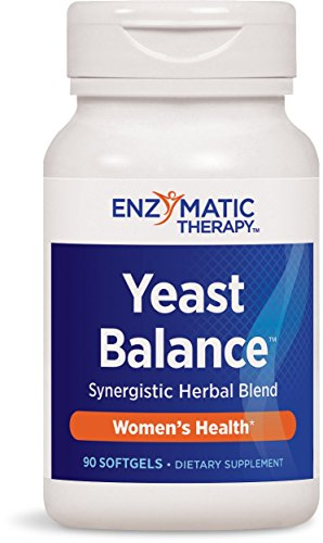 Enzymatic Therapy Yeast Balance Supplement product image