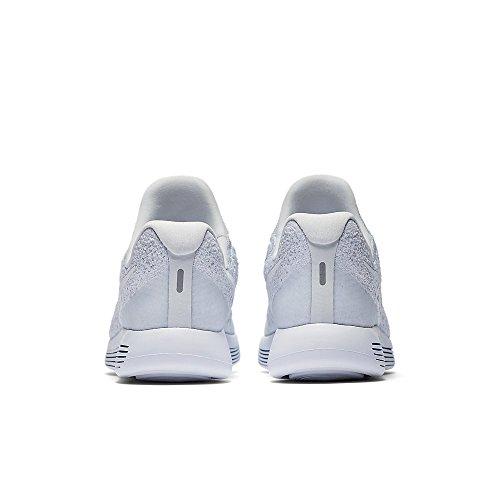 Drk De Course Chaussures Mtllc Slvr Flyknit Nike lqd drk Sentier Homme Lm Low Sur Gry 2 Lunarepic Pour nnX1qP