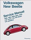 Volkswagen New Beetle: Service Manual : 1998, 1999, 2000, 2001, 2002 1.8L Turbo, 1.9L Tdi Diesel, 2.0L Gasoline
