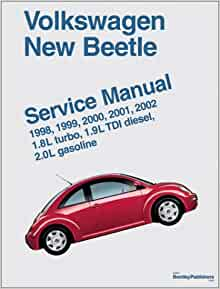 volkswagen new beetle service manual 1998 1999 2000. Black Bedroom Furniture Sets. Home Design Ideas