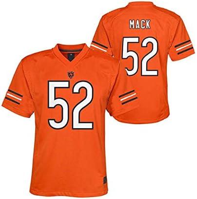 Tarik Cohen Chicago Bears NFL Youth 8-20 Navy Home Mid-Tier Jersey