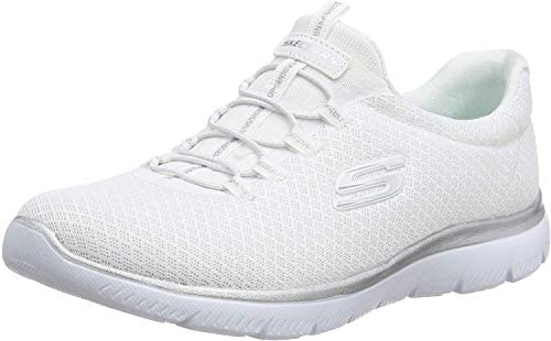 Skechers Summits Shoes for Women, White