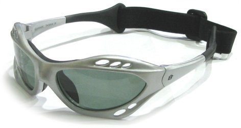 Polarized Goggles Floating Kite Surf Water Sport Surfing, Kayaking, Jetskiing PWC Personal Water Craft by Birdz Eyewear
