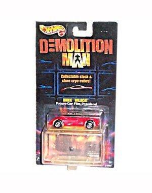 - Demolition Man Buick Wildcat Die Cast Vehicle