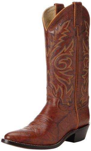 Justin Boots Men's Classic Western, Chestnut Marbled Deerlite, 6.5 D US