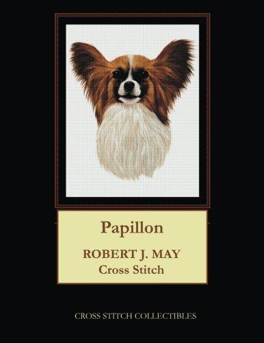Papillon: Robt. J. May Cross Stitch Pattern