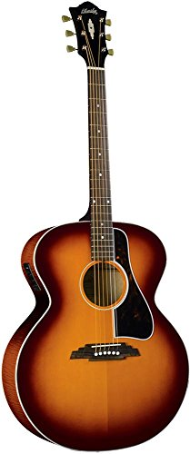 Blueridge BG-1500E Contemporary Series Acoustic-Electric Super Jumbo Guitar